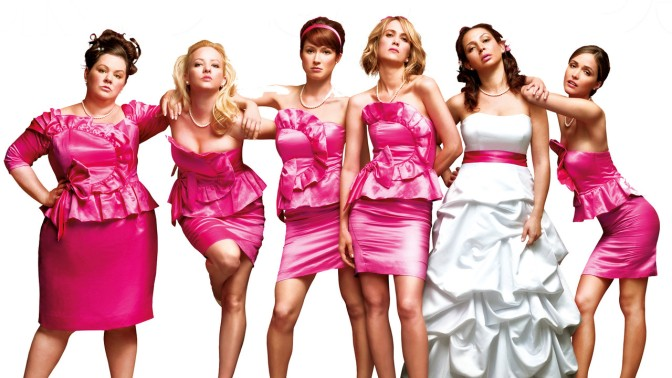 Wedding Wednesdays: An Ode to Bridesmaids